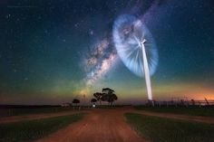 presents the  N I G H T S C A P E R  Photo Award to  @scottjonphotography  Congratulations to Scott McCook - our featured artist. Milky Way behind a wind turbine at a wind farm in West Australia. Quoting Scott: I had the pleasure of photographing and light painting this wind farm with fellow photographer Nick Del Carlo last year. I'd been throwing around the concept of shooting a wind farm with a Milky Way backdrop for a while but it was a waiting game for getting the right conditions and…