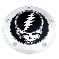 Show details for Steal Your Face Black Derby Cover