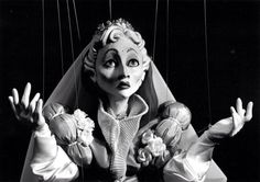 Marionette by David Simpich