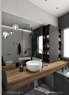 #modern #bathroom
