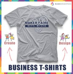 Marketfaire Business T Shirt Check Out More Tshirt Designideas In Our