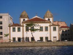 * Recife, Pernambuco. Brasil * Bairro do 'Recife Antigo'.