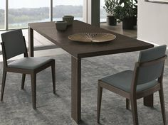 桌子 LONG ISLAND Atelier系列 by MisuraEmme | 设计师Mauro Lipparini, CRS MisuraEmme