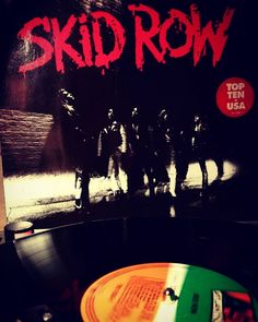 39 Best Skid Row Images Skid Row The Row Skid Row Band