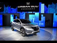 """Awesome Nissan 2017: This is a new compact crossover from Honda called the Urban SUV Concept. """"B... 2013 Detroit Auto Show Check more at http://carboard.pro/Cars-Gallery/2017/nissan-2017-this-is-a-new-compact-crossover-from-honda-called-the-urban-suv-concept-b-2013-detroit-auto-show/"""