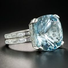 Aquamarine Brazil Reliable Performance 7.7 Cts