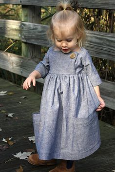 Climbing the Willow: pattern review friday - the sally dress by very shannon