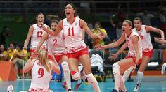 Olimpíadas Rio 2016: Sérvia é 1ª finalista do vôlei feminino com tio de Djokovic como técnico