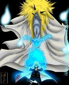 mas genial que el del tercer hokage xD fue epico ese momento Manga : Naruto Line & Color : Luis R. M L