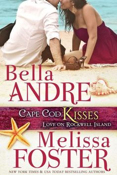 Cape Cod Kisses by Bella Andre and Melissa Foster at The Reading Cafe: http://www.thereadingcafe.com/cape-cod-kisses-by-bella-andre-melissa-foster-review-giveaway/