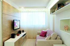 10 ideias para aproveitar o espaço de apartamento pequeno