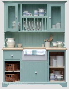 Sink Unit Dresser from The Kitchen Dresser