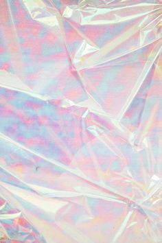photo by Maxime Guyon. not sure the material, but looks like some kind of coated cellophane?