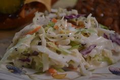Making Miracles: Sweet Restaurant-Style Coleslaw