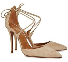 a2234d148e8 Sandals from AQUAZZURA Suede Pumps