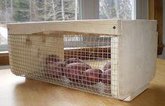How to build a garden hod basket