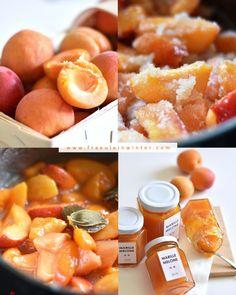 Marillenmarmelade selber machen | Fräulein Winter Fruit, Winter, Handmade, Diy, Food, Handmade Soaps, Do It Yourself Ideas, Winter Time, Hand Made