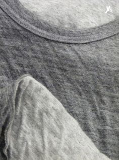 Just love grey shirts...