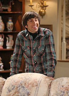 """Wolowitz in """"The Anything Can Happen Recurrence"""" S7 E21"""
