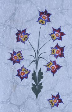 Muhayyel Çiçek Ebru 2