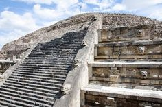 Liquid mercury has been found in large quantities beneath the Pyramid of the Feathered Serpent at Teotihuacan, Mexico. Archaeologist Sergio Gómez has spent the past six years excavating a tunnel that had been opened in 2003, the first time in 1800 years. Mercury has only been found at three other sites in Central America, two Maya and one Olmec. Gómez suspects his team is close to finding a royal tomb, and that the liquid mercury may have formed a river or lake....