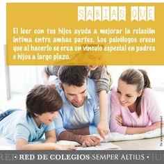 ¿Sabías qué? #Lectura #Educación #SemperAltius