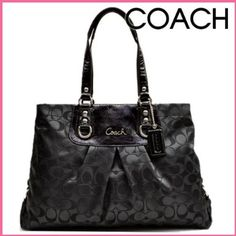 I got this bag in black and silver...love it!!!;;