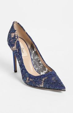 Valentino 'Jewelry' Pump available at #Nordstrom