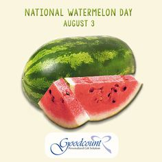 National Watermelon Day with Goodcount Laser Crystal A summertime favorite, watermelon is almost as sweet as our personalized crystal keepsakes! Check out the possibilities. Unusual Holidays, Wacky Holidays, National Watermelon Day, Crystal Awards, 3d Laser, Crystal Gifts, Keepsakes, Laser Engraving, Summertime