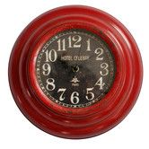 "Found it at Wayfair - 10.5"" Wall Clock"