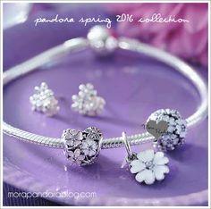 Pandora Spring 2016 - Poetic Blooms