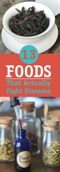 13 Foods That Actually Fight Diseases