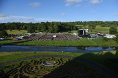 Longleat provided a beautiful location for Sir Elton John's concert.