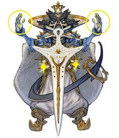 Ba'gunar - Characters & Art - Terra Battle