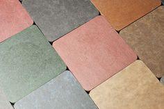 Paperstone - Material solid surface a partir de papel reciclado y resinas fenólicas no procedentes del petróleo - Materfad