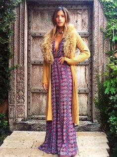 ★☆☆★ anna spring fall Boho street style #fashion #style #inspiration #chic #clothes