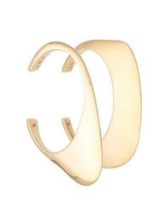 Conjunto de pulseiras em ouro