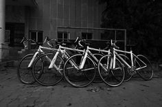 The BSA Cruze Road Bikes © 2010 Neeta Shankar Photography and Ride-A-Cycle Foundation (RACF)