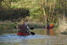Paddler nahe Weitendorf  #kanu #paddeln #canoe #canoeing #paddling