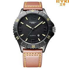EYKI Brand Mens Watches Custom Logo EOV3056L, MOQ 50Pcs, Distributors and Wholesalers are Welcome!