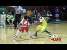 He's at it again! LeBron James Jr. shows off his game   fox8.com