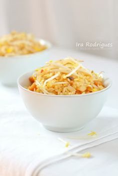 CookingTackle: {Nasi Goreng Kampung Ikan asin / Salted fish fried rice *