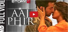 Aaj Phir Full Video Song | #HateStory2 | #ArijitSingh | #JayBhanushali | #SurveenChawla   http://bollywood.chdcaprofessionals.com/2014/08/aaj-phir-full-video-song-hate-story-2.html