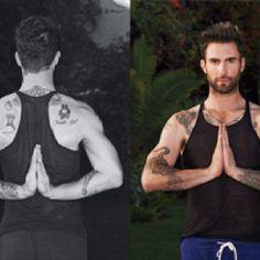 Adam Levine...