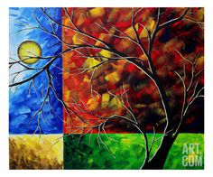 Indifferent Giclee Print by Megan Aroon Duncanson at Art.com