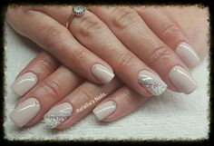 #Wedding #Nails