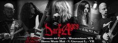 Banner Dark Ages https://www.facebook.com/DarkAgesRock #band #progressivemetal #newshows