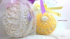 Lindos pingentes para decorar quarto e dar como lembrança de aniversário!!  Feitos em crochê,linha 100% algodão,enchimento acrílico anti-alérgico. R$ 10,00
