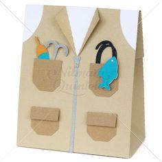 Fisherman Uniform Box – Nilmara Quintela Paper Designer