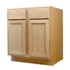 Particle Board Cabinets That Are Covered With A Wood Grain Look Vinyl  Usually Start Showing Signs Of Wear And Tear Within 2 Or 3 Years.